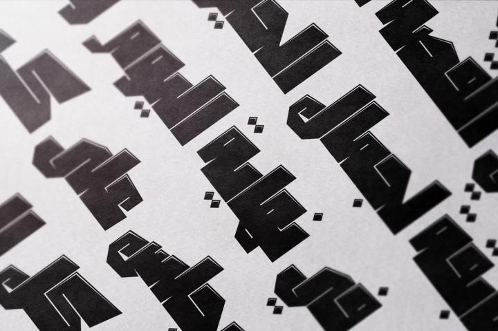 Dahka Arabic Font 7 - دانلود رایگان فونت Dahka  - فونت پرمیوم جذاب و حرفهای عربی