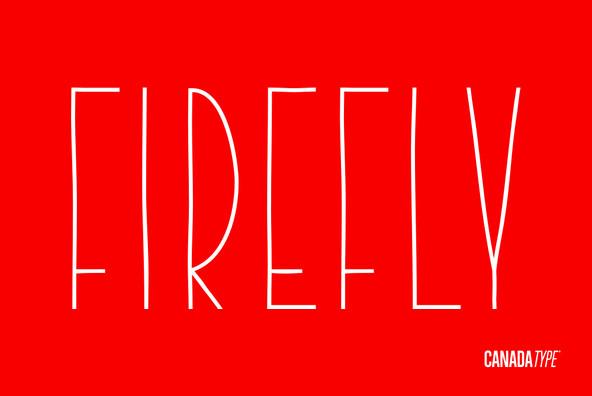 Firefly O - دانلود فونت Firefly - فونت پرمیوم و حرفه ای