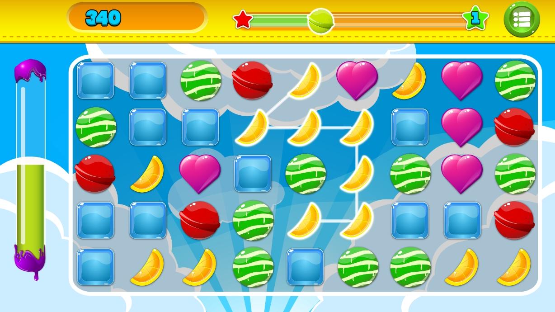 Sweet world 3 - دانلود بازی HTML5 جهان شیرین - به همراه بازی آنلاین در نال اکس