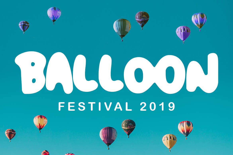 دانلود رایگان فونت پرمیوم Bomber Balloon | دانلود فونت Bomber Balloon