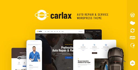 Photo of دانلود قالب وردپرس Carlax – پوسته فروشگاه قطعات خودرو و تعمیرات وردپرس