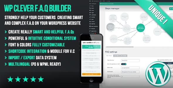 Photo of دانلود افزونه وردپرس WP Clever FAQ Builder