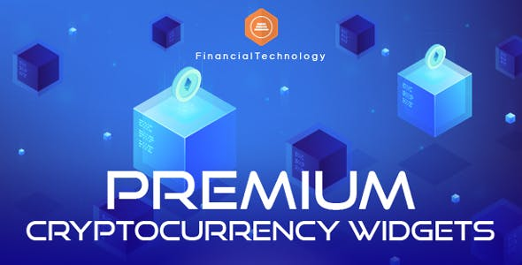 Photo of دانلود افزونه وردپرس Premium Cryptocurrency Widgets