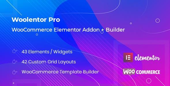 Photo of دانلود افزونه وردپرس WooLentor Pro – افزودنی ووکامرس صفحه ساز المنتور
