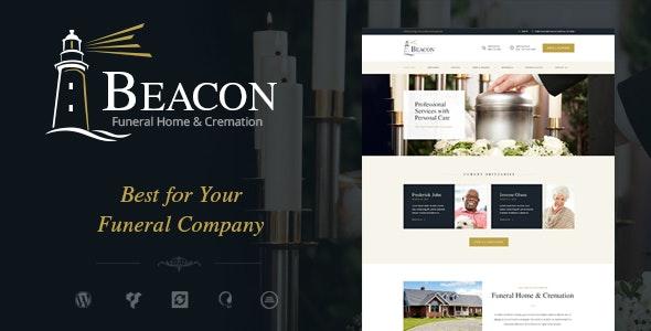 Photo of دانلود قالب وردپرس Beacon – پوسته واکنش گرا و خدماتی وردپرس