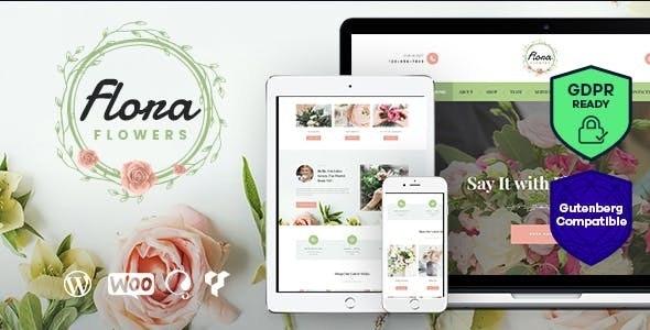 Photo of دانلود قالب وردپرس Flowers Boutique – پوسته باغبانی و گلفروشی آنلاین