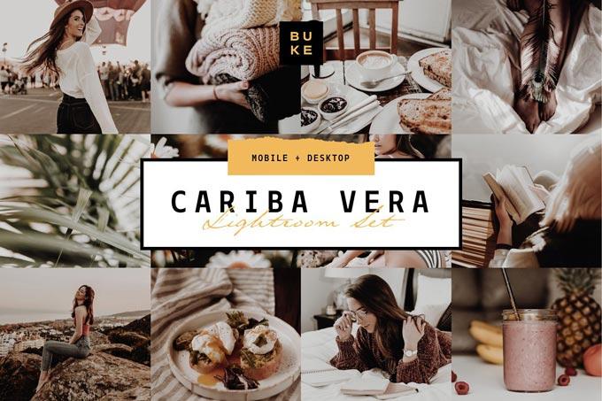 دانلود پریست لایت روم جدید و حرفه ای Cariba Vera