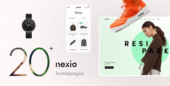 Photo of دانلود قالب وردپرس Nexio – پوسته فروشگاهی راست چین و حرفه ای ووکامرس