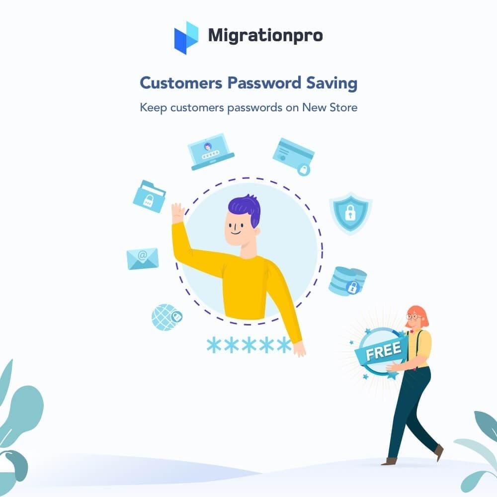 MigrationPro WooCommerce to PrestaShop Migration Tool Module 3 - دانلود افزونه پرستاشاپ MigrationPro - انتقال سایت از ووکامرس به پرستاشاپ