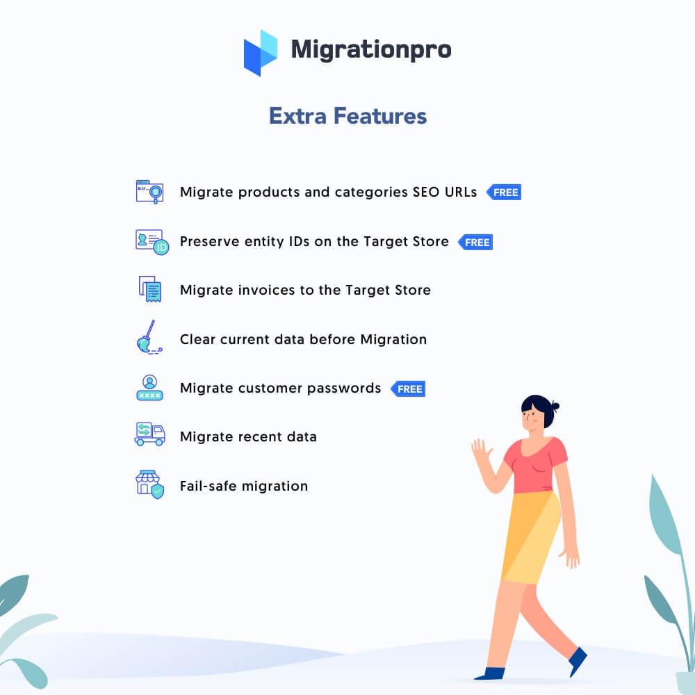 MigrationPro WooCommerce to PrestaShop Migration Tool Module 4 - دانلود افزونه پرستاشاپ MigrationPro - انتقال سایت از ووکامرس به پرستاشاپ