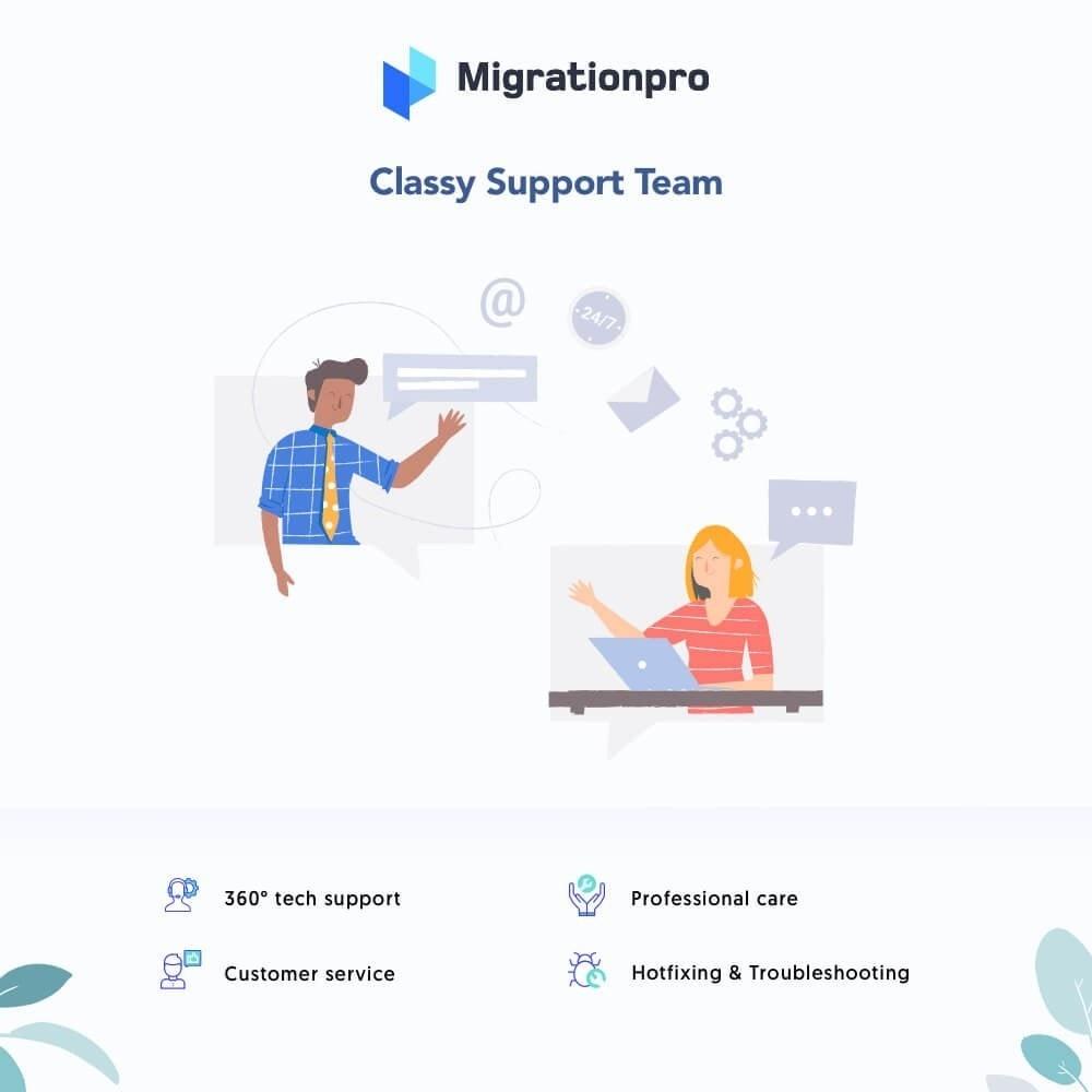 MigrationPro WooCommerce to PrestaShop Migration Tool Module 7 - دانلود افزونه پرستاشاپ MigrationPro - انتقال سایت از ووکامرس به پرستاشاپ