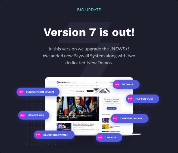 JNews WordPress Newspaper Magazine Blog AMP Theme - دانلود قالب وردپرس JNews - نسخه 9.0.4 پوسته JNews اضافه شد