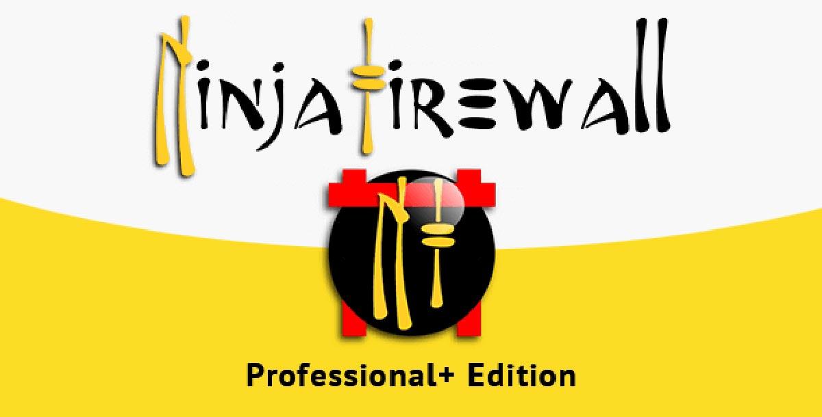 دانلود افزونه وردپرس NinjaFirewall WP+ Edition - پکیج کامل + نسخه نال شده