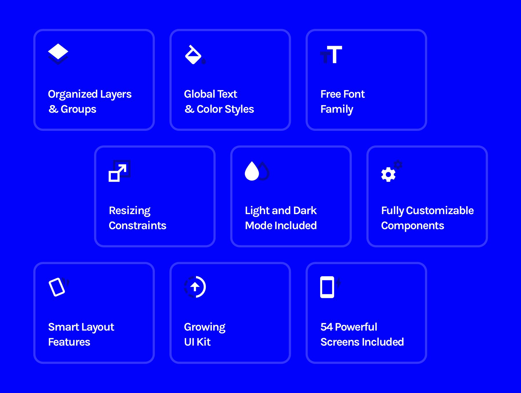 دانلود UI Kit اپلیکیشن موبایل Yle Starter UI Kit