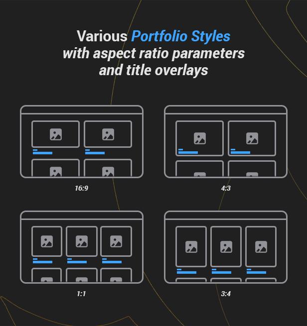 portfolio wordpress theme