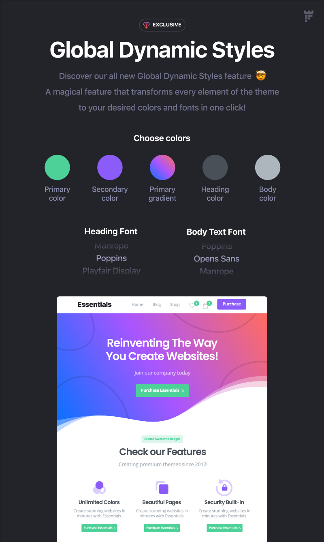 Essentials | Multipurpose WordPress Theme - 18