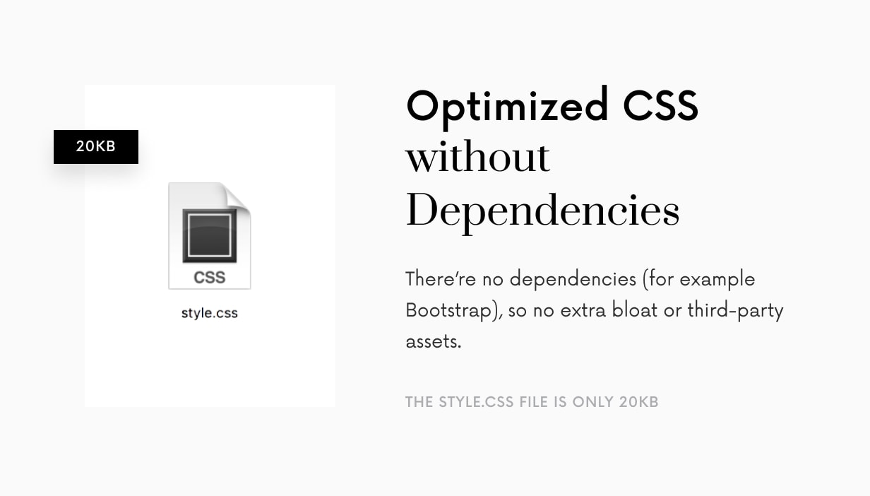 Once - Clean & Elegant WordPress Blog Theme - 20