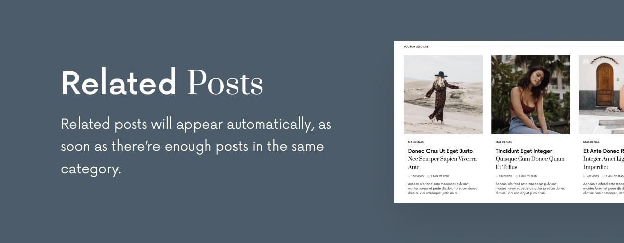 Once - Clean & Elegant WordPress Blog Theme - 24