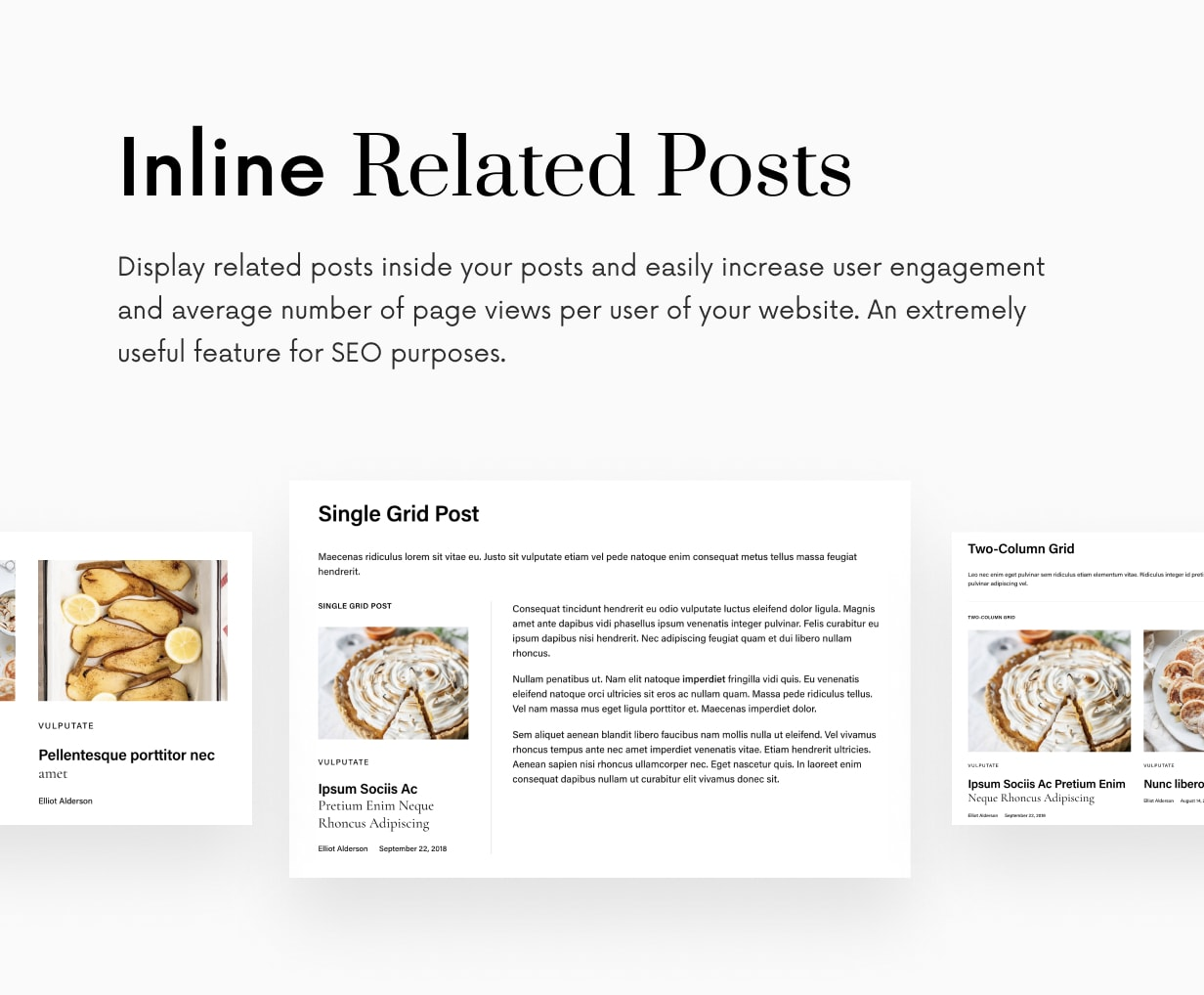 Once - Clean & Elegant WordPress Blog Theme - 25