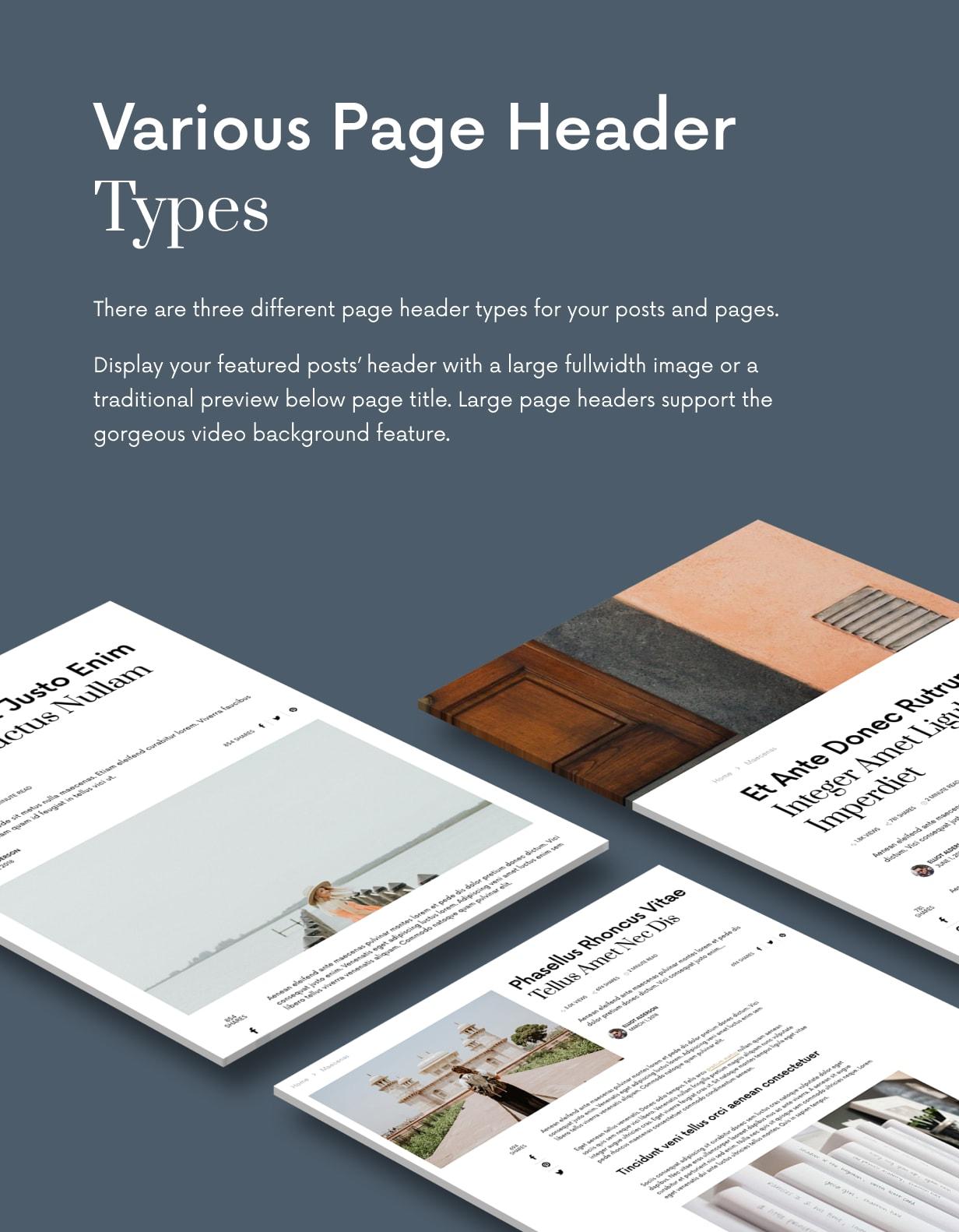 Once - Clean & Elegant WordPress Blog Theme - 31