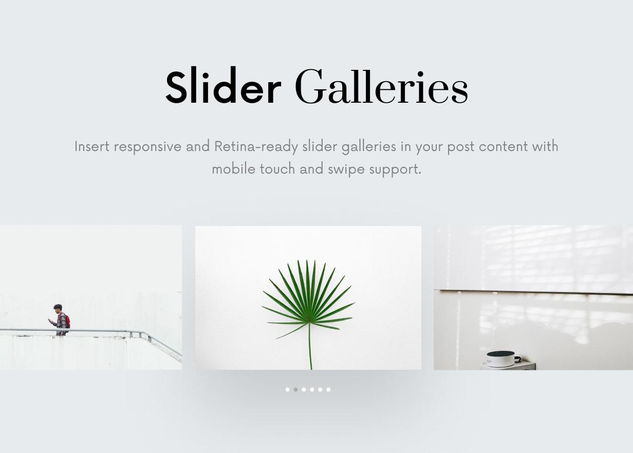 Once - Clean & Elegant WordPress Blog Theme - 42