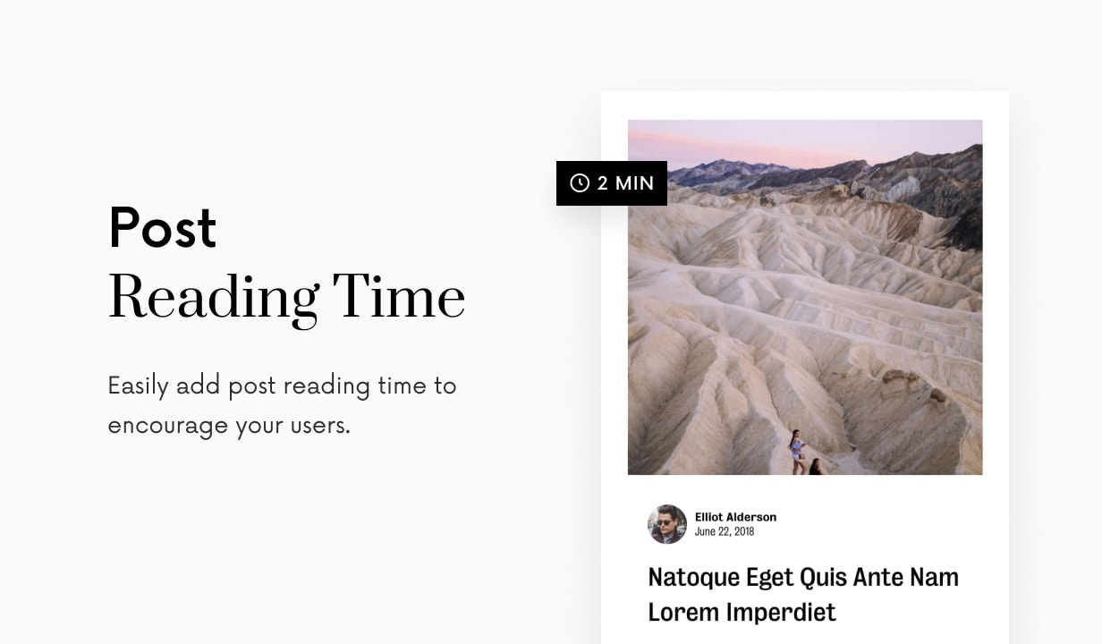Once - Clean & Elegant WordPress Blog Theme - 52