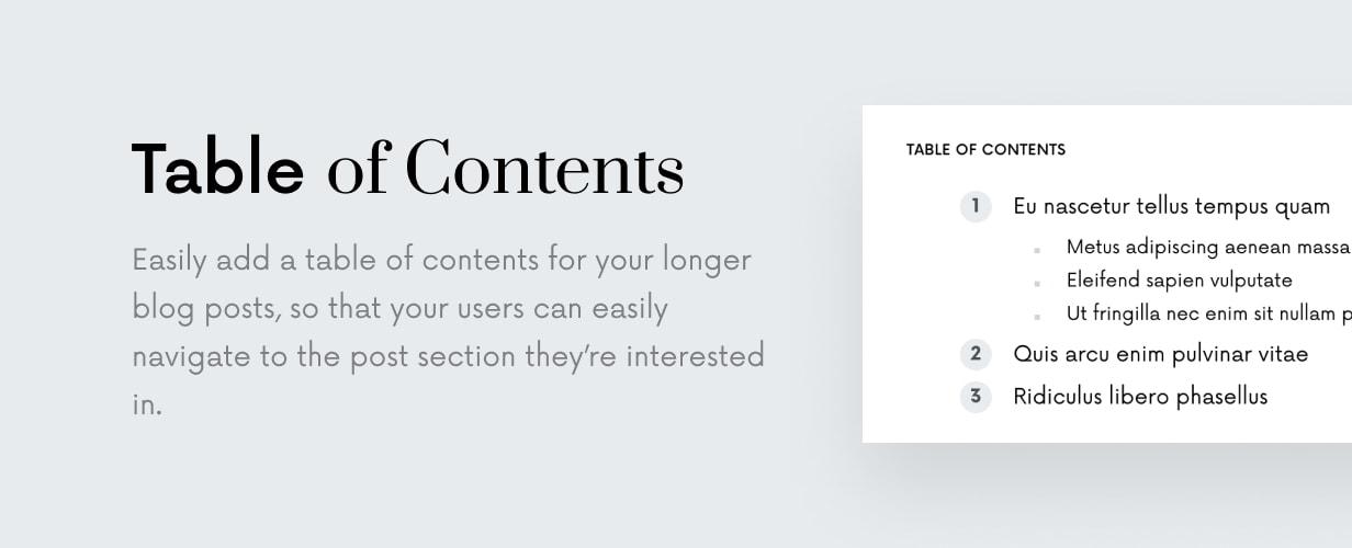 Once - Clean & Elegant WordPress Blog Theme - 57