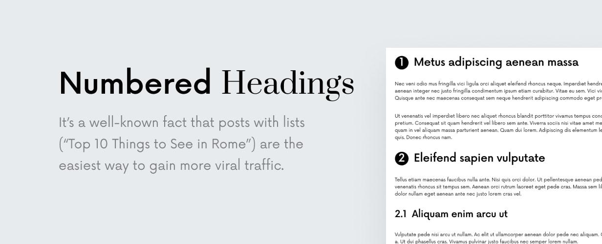 Once - Clean & Elegant WordPress Blog Theme - 58