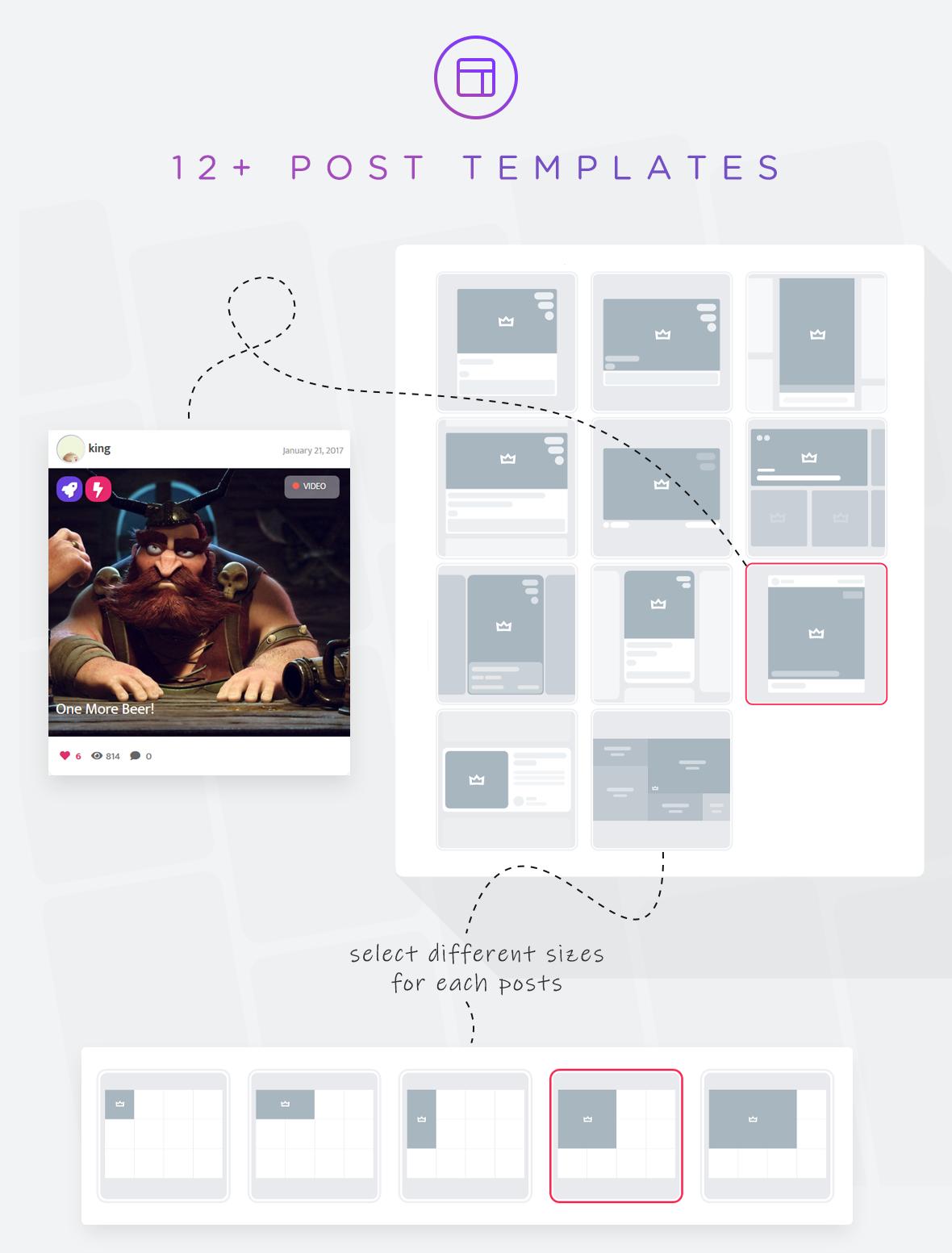 King - WordPress Viral Magazine Theme - 9
