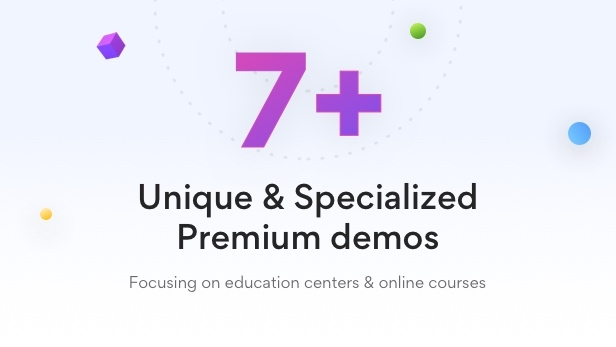EduMall - Professional LMS Education Center WordPress Theme - 8