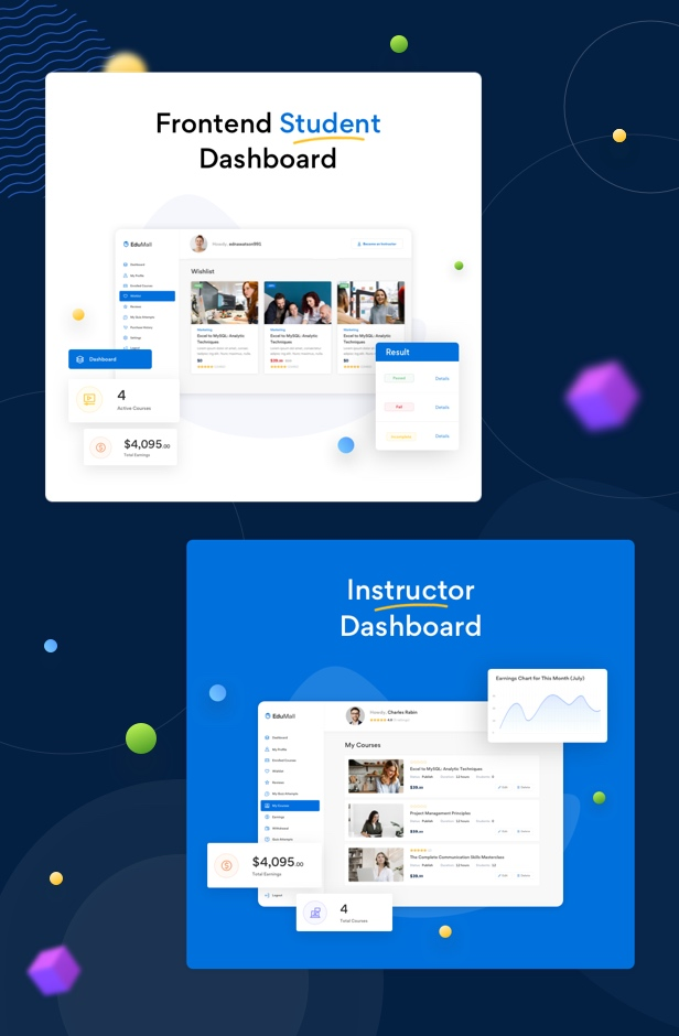 EduMall - Professional LMS Education Center WordPress Theme - 30