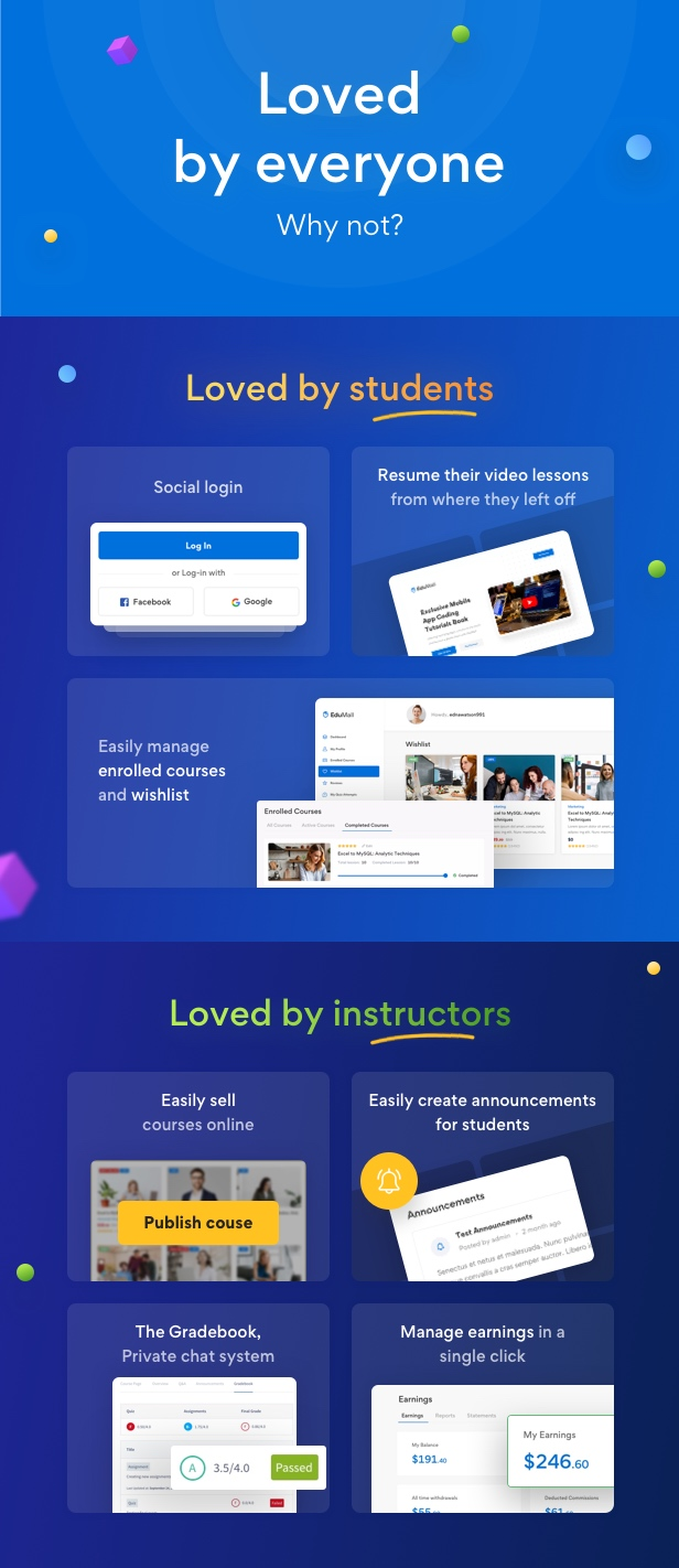 EduMall - Professional LMS Education Center WordPress Theme - 31