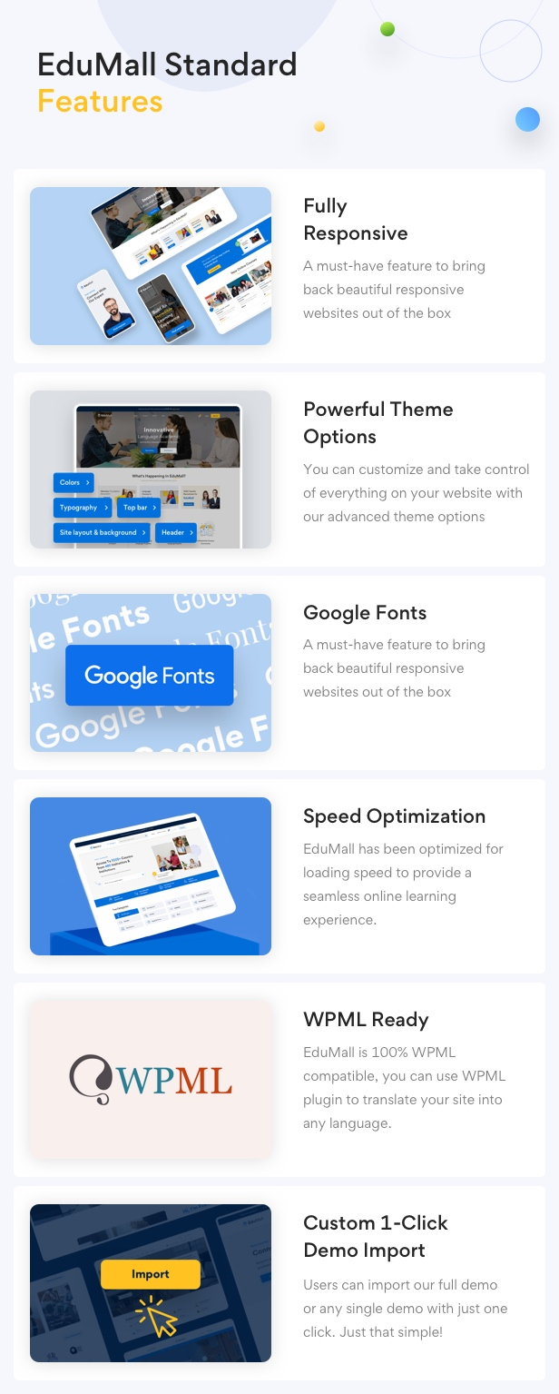 EduMall - Professional LMS Education Center WordPress Theme - 36
