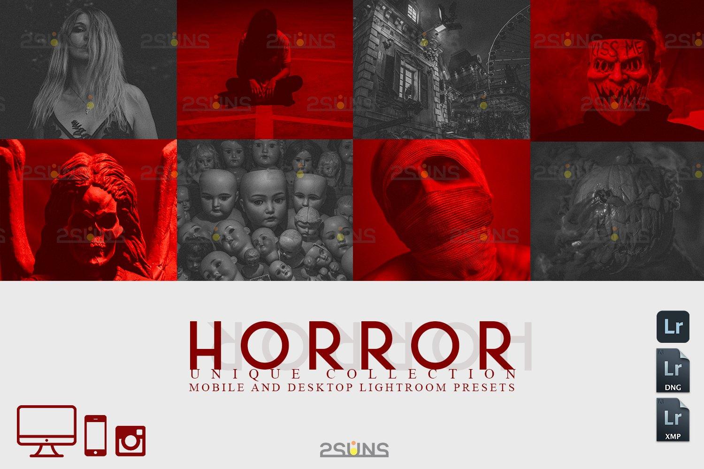 دانلود مجموعه پریست لایت روم Halloween & Horror