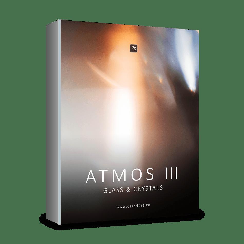 دانلود پکیج فتوشاپ ATMOS III - مجموعه اکشن، براش و Overlay فتوشاپ