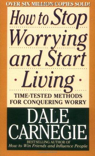 کتاب الکترونیکی How to Stop Worrying and Start Living