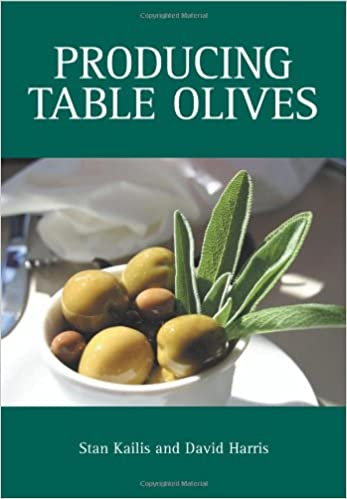 کتاب الکترونیکی Producing Table Olives (Landlinks Press)