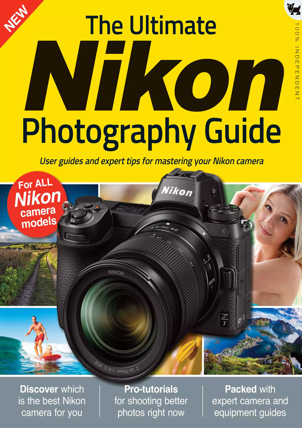 دانلود مجله The Ultimate Nikon Photography Guide