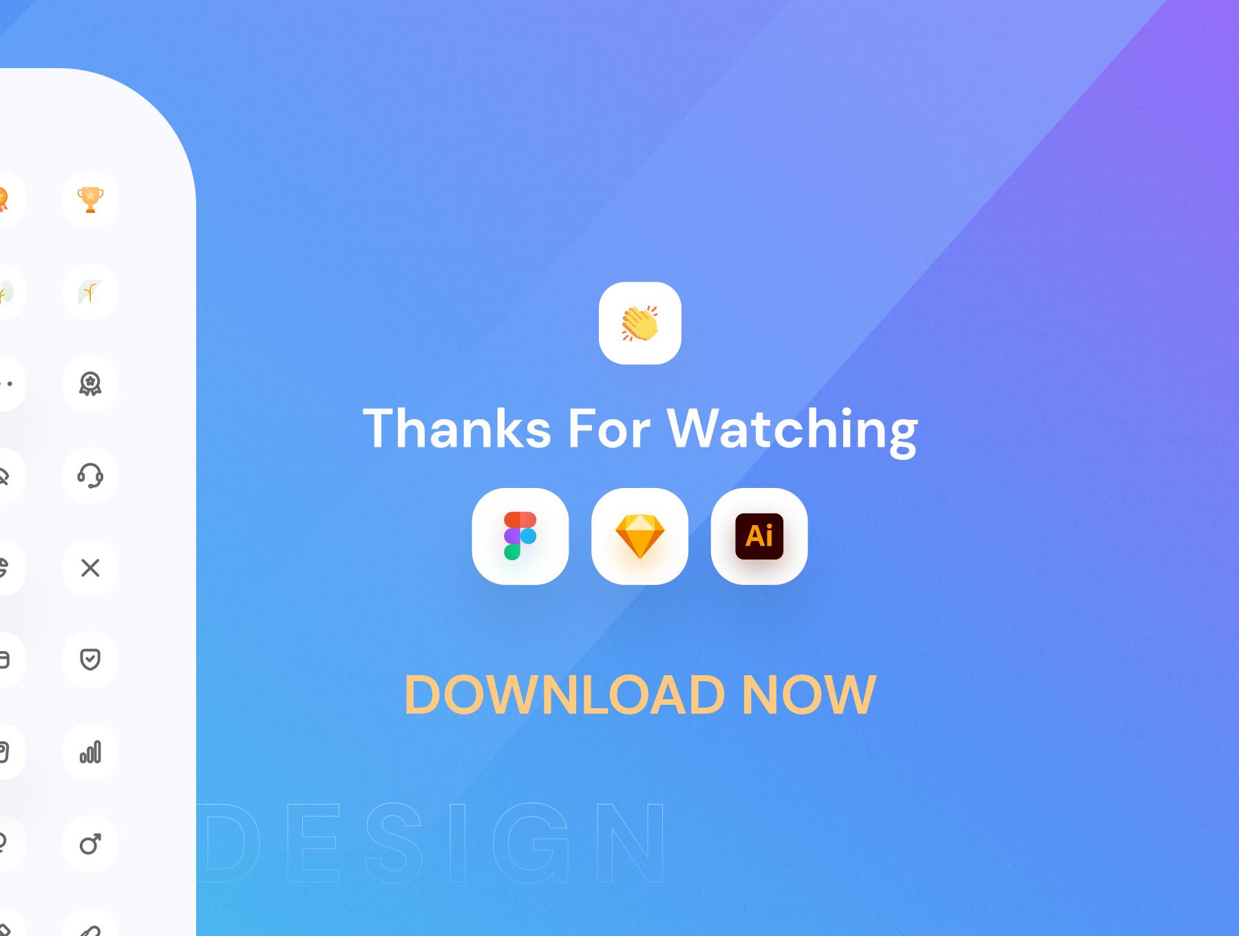 دانلود UI Kit چند منظوره موبایل Yuyuaian