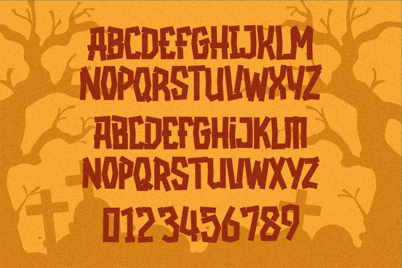 دانلود فونت انگلیسی Grivint Typeface