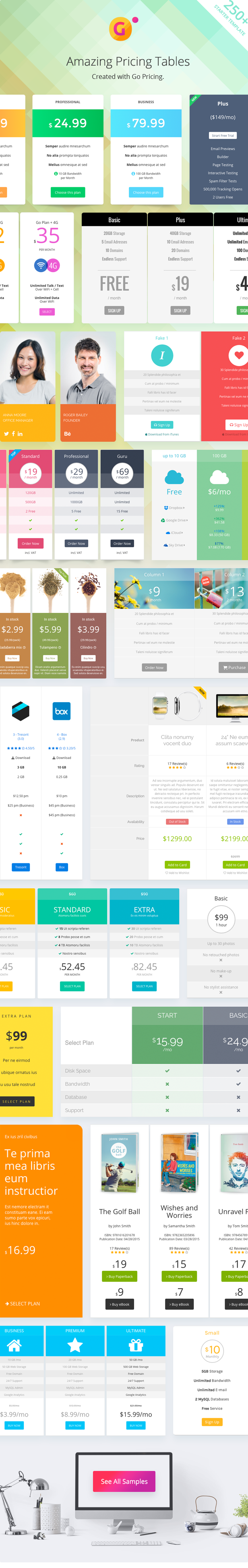 Go Pricing - WordPress Responsive Pricing Tables - 22