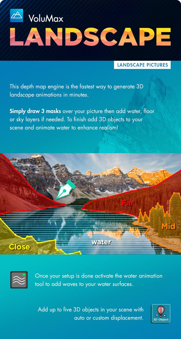 VoluMax - 3D Photo Animator - 6