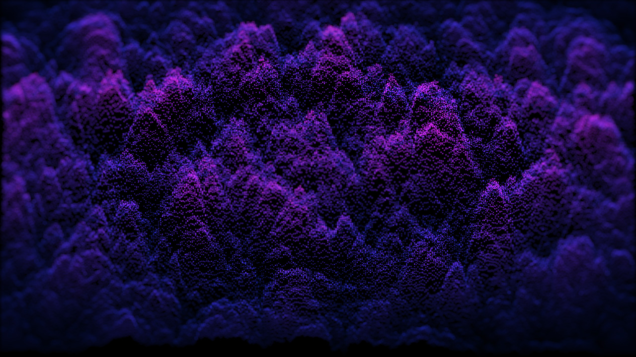 Particle Projection Image04