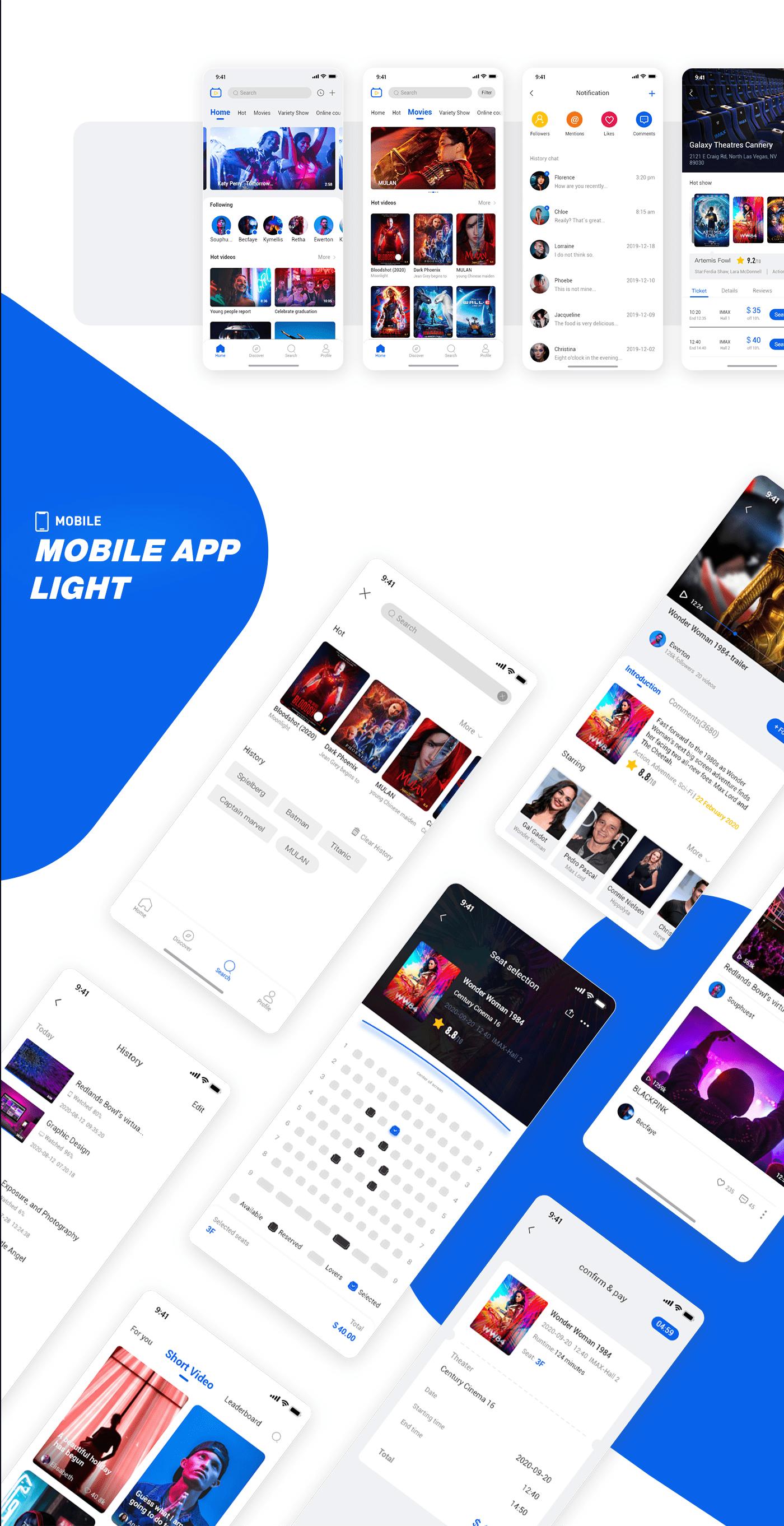 دانلود اپلیکیشن و پلتفرم Video Sharing Platform
