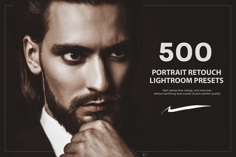 500 Portrait Retouch Presets