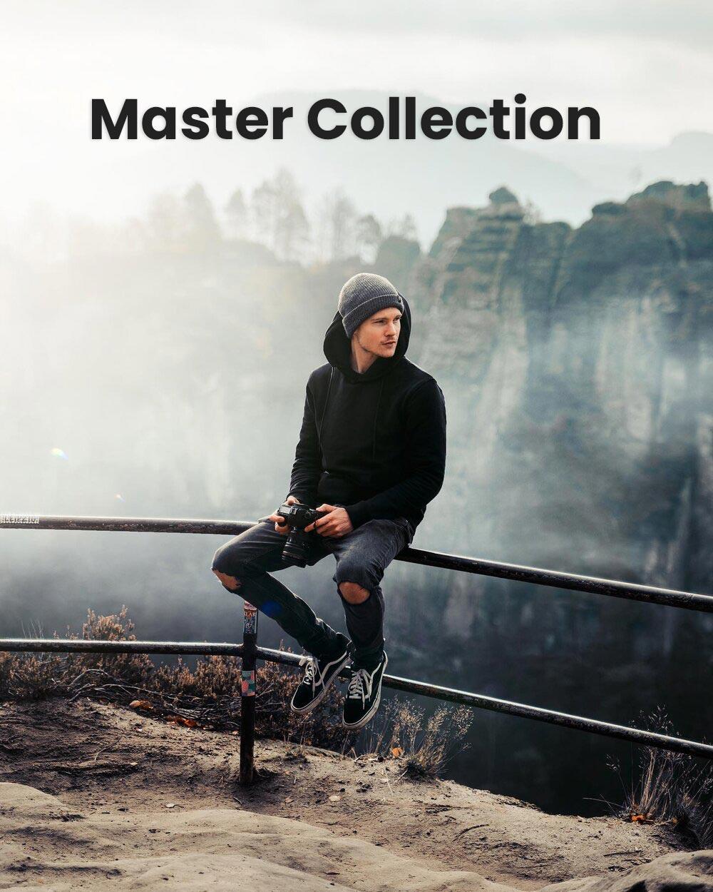 دانلود مجموعه پریست لایت روم Master Collection محصولی از Julian Herbrig