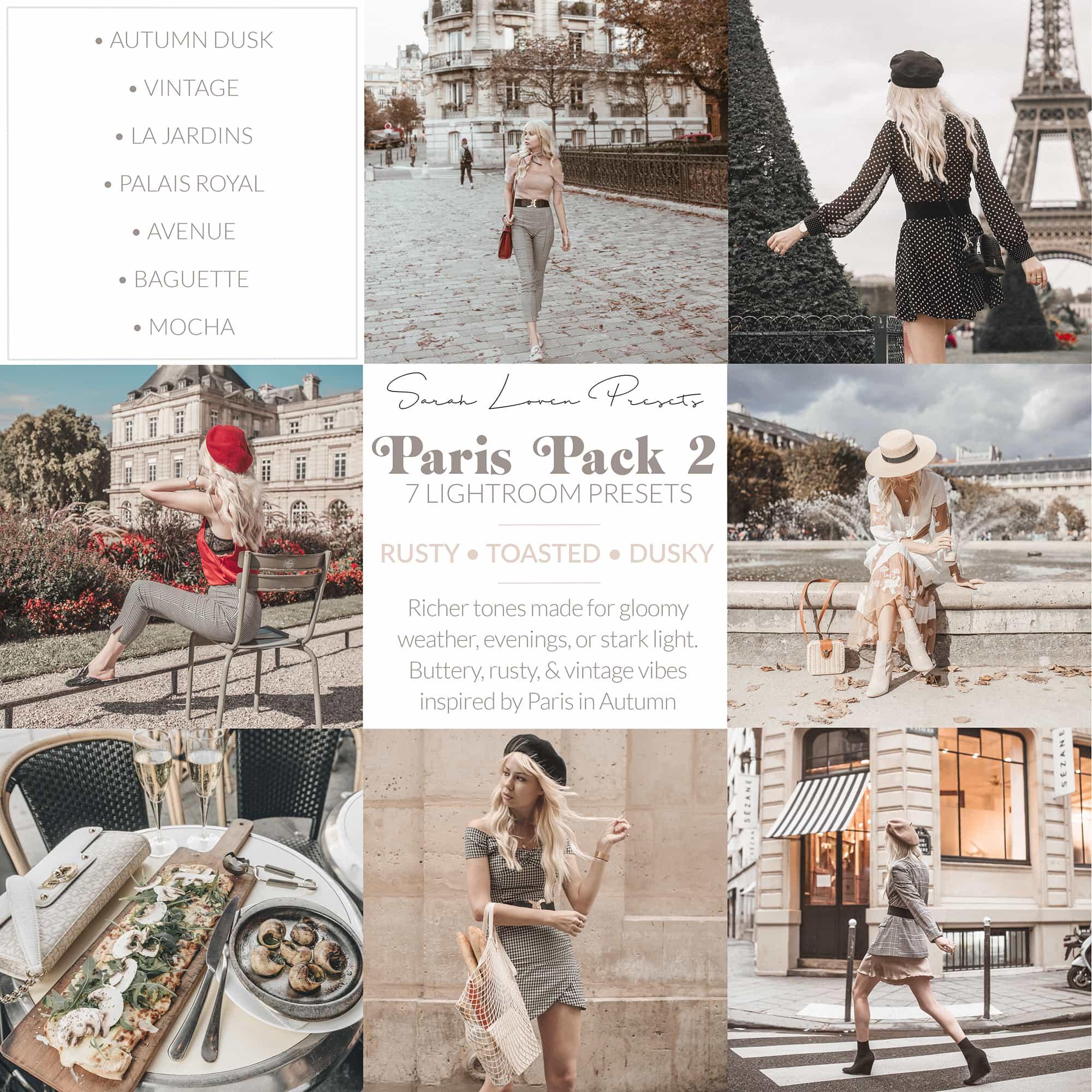 Paris Pack 2