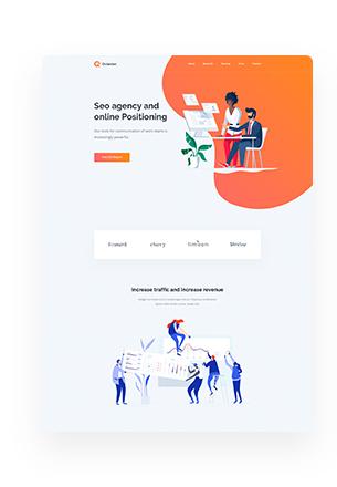 Octavian - Multipurpose Creative HTML5 Template - 7