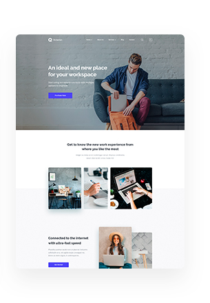 Octavian - Multipurpose Creative HTML5 Template - 14