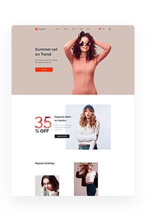 Octavian - Multipurpose Creative HTML5 Template - 18
